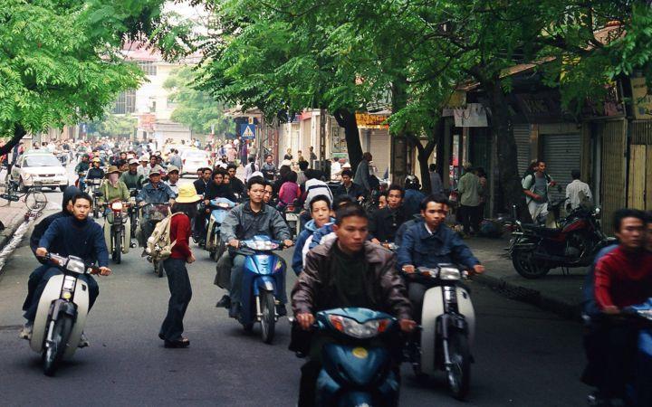 Motorbike, motorbike!?